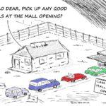 Cartoon - Mall of Africa - Opening Specials