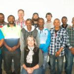 Training on handling hazardous material provided to Eden DM Roads employees