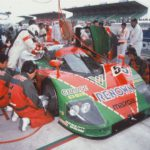 Car 55 made history at 24-hour Le Mans 25 years ago