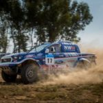 Ford Performance team gearing up for the Desert 1 0000 - the toughest race of the year