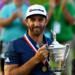 Johnson wins US Open amid controversy