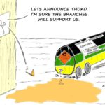 Cartoon - The Tanker of Discontent