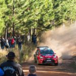 Poulter and Coetzee record fourth win on the trot in national rally championships