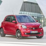New smart, sporty Brabus gets a turbo charge