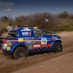 Workshop fire puts Ford team out of Lichtenburg 450 rally