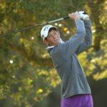 Lamprecht, Son sign off at Junior Open
