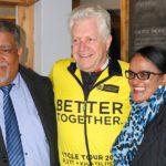 The first phase of the iconic Cross Cape Cycling Route launched