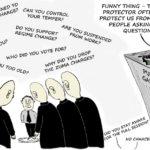 Cartoon - The Public Protector Interviews