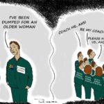 Cartoon - Ans Botha - in demand