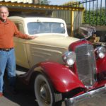 Iconic Chev features in US mini-series based on Mandela's life