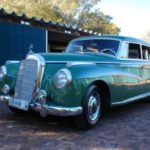 """Adenauer"" Mercedes set to be a big attraction at Sun City Concours"