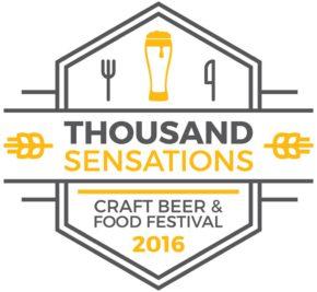 Thousand Sensations Craft Beer & Food Festival Partners