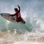 Van Rijswijck and Linder surf to victory