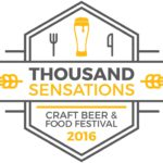 Thousand Sensations Craft Beer and Food Festival