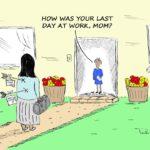 Cartoon - Dear Thuli, With Love