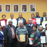 Eden District Municipality in academic excellence