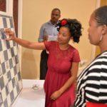 Teachers test their chess skills in fun tournament