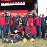 Eden DM Firefighters excel during the South African TFA Competition