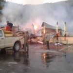 Fire destroys restaurant & shop at Tsitsikamma SANParks