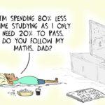 Cartoon - 20 per cent