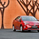 Toyota Prius voted Britain's best all-rounder in Car of the Year awards
