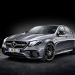 Mercedes's 4.0 litre V8 biturbo engine drives most powerful E-Class yet