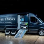 "Mercedes invests in ""autonomous delivery robots"" to transform the transport sector"
