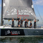 South African boat takes third at Cape2Rio
