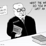 Cartoon - Just an MP?