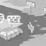 Cartoon - First World Problems