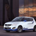 Limited numbers of special edition Suzuki Swift racing in to SA