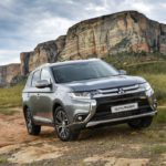 Mitsubishi Outlander gets a make-over, inside and out