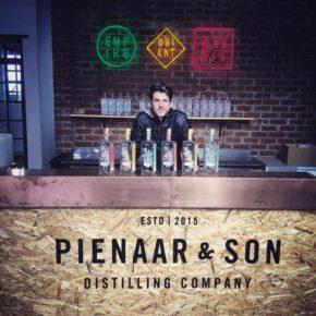 Ahstray Electric frontman, Andre Pienaar, launches Pienaar & Son