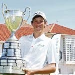 Sweet 16 Lamprecht rewrites SA Amateur history