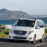 Spanish customer gets 100 000th Mercedes camper van