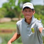 Lamprecht edges into African Amateur Championship lead