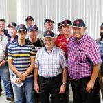 International scientists visit the Eden Disaster Management Centre