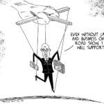 Cartoon - Business Support