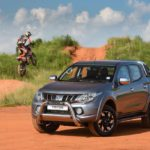 Mitsubishi's new Triton: the workhorse that behaves like a sports utility vehicle