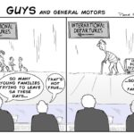 Cartoon: Two Guys - and General Motors