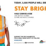 Join in global campaign to help make roads safer for everyone