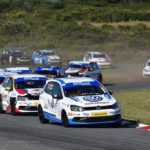 Volkswagen Cup provided blistering action at East London Grand Prix racing circuit, the fastest in SA