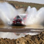 Toyota Gazoo's Botterill and Vacy-Lyle take third place at tough Secunda Rally