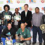 SWD Cricket Umpires awards function