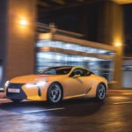 Lexus's new performance coupe - from concept car to reality