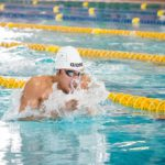 Madibaz swimmer immersed in Taipei preparations