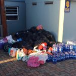 NSRI assistance at fire disaster continues
