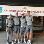 GolfRSA teams stay in touch at World Cup