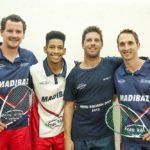 Madibaz squash players get provincial nod