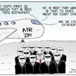 Cartoon - Bob's Bodyguards
